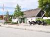 ein Stop an der Touristeninformation in Schweden
