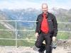 oberhalb des Geirangerfjorden