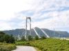 eine der unzähligen Brücken