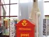 der Briefkasten im Polarkreiszentrum