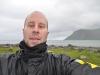 es regnete am ersten Tag auf den Inseln