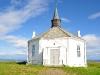 eine Kirche nahe Andenes