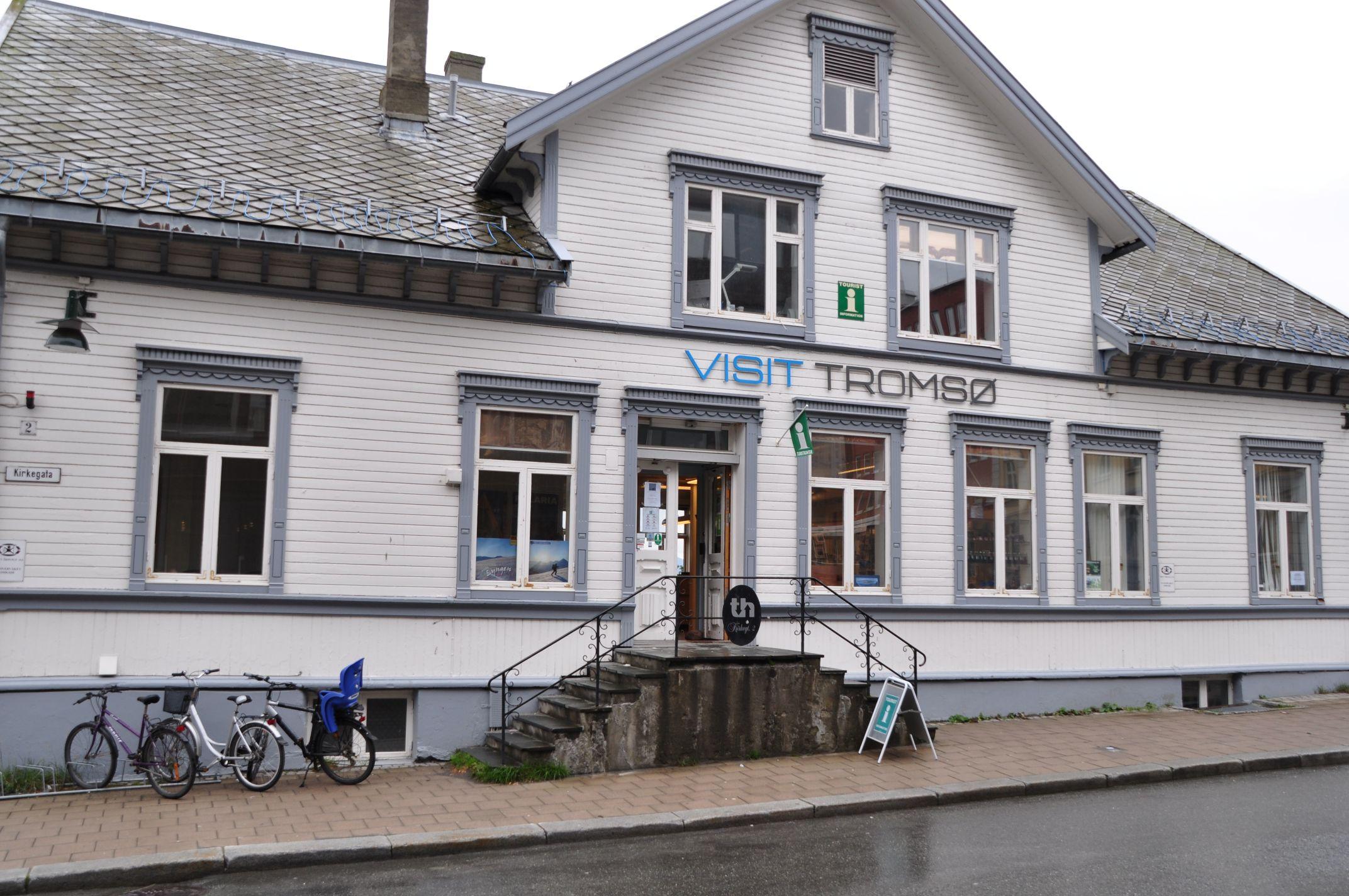 Touristeninformation in Tromso