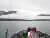 auf einer Fähre Richtung Hammerfest