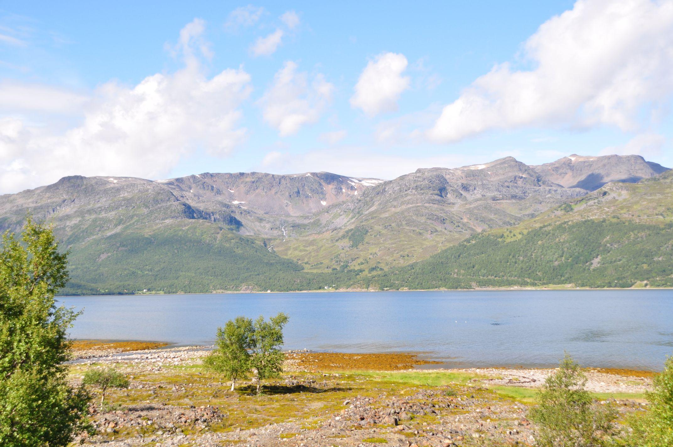 Ausblick vom Campingplatz