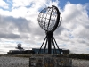 der Glubus und das Nordkapzentrum