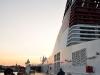 Fährschiff von Helsinki nach Tallinn