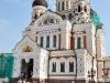 russische Kathedrale in Tallinn