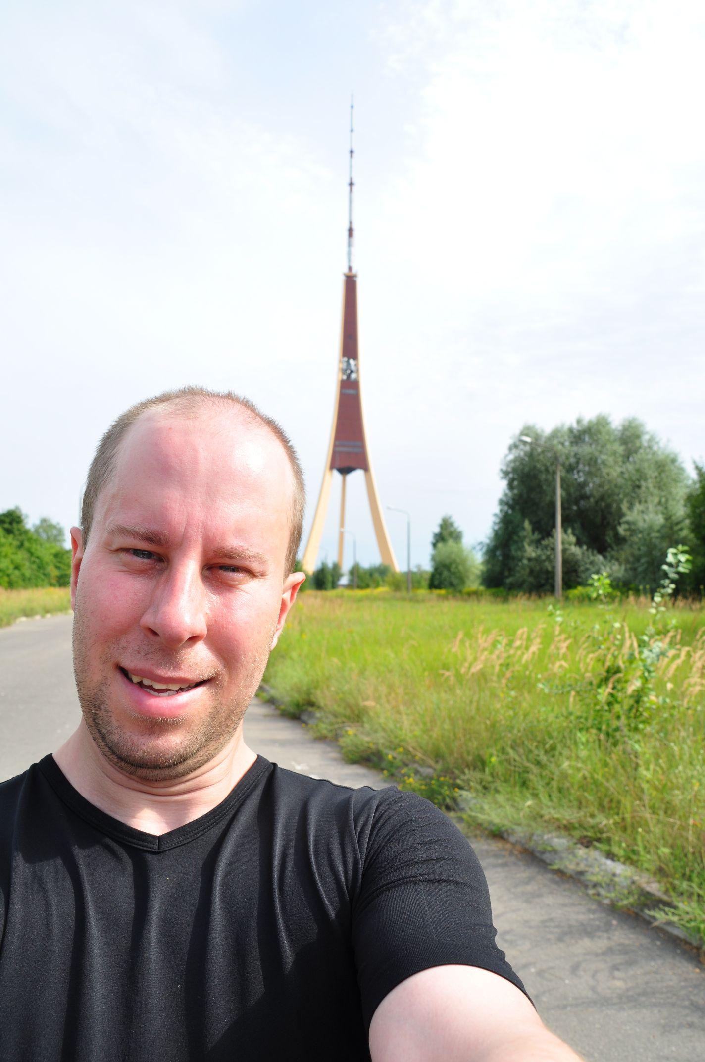 Turm in Riga