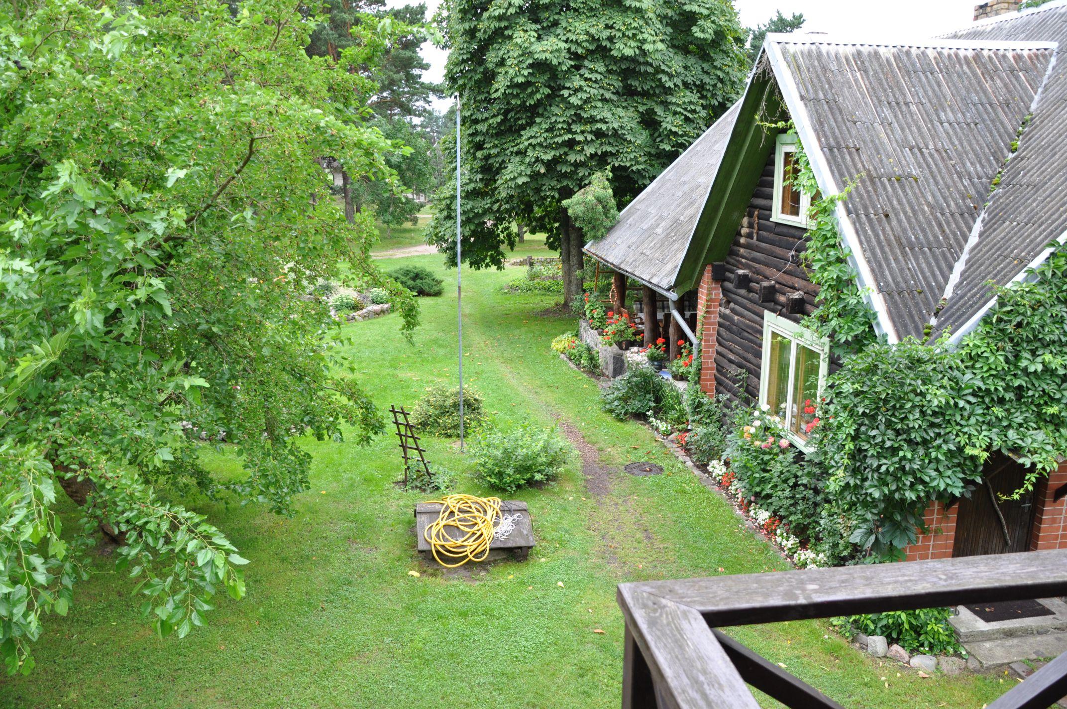 Ausblick südlich von Liepäja