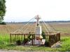jedes Dorf hatte solche Kreuze