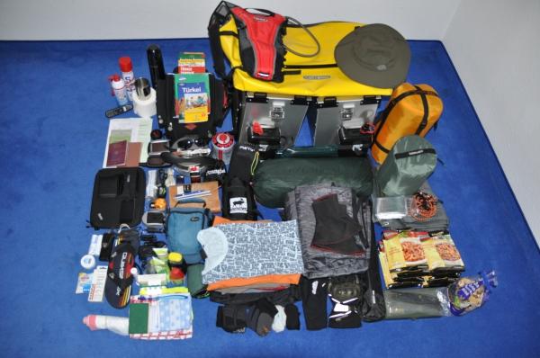 Ausrüstung 2011