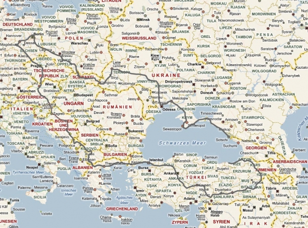 tatsaechliche-route