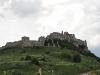 Zipser Burg die größte Burgruine Mitteleuropas