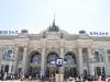 der Hauptbahnhof von Odessa