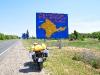 auf der Krim in der Ukraine