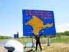 endlich auf der Krim angekommen