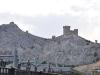 eine Burg oberhalb von Sudak