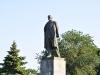 ein Lenindenkmal in Kerch