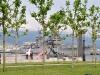 ein Museumsschiff in Novorossiysk