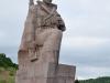 ein Denkmal in Russland