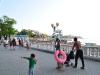 die Promenade in Gelendzik