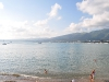 die Schwarz Meer-Bucht in Gelendzik