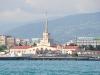 der Hafen von Sochi