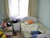 mein Hostel-Zimmer in Sochi