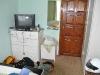 das Zimmer im Hostel