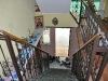 das Treppenhaus im Hostel in Sochi
