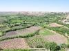 die Gärten am Rand von Diyarbarkis