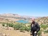 ich in der Türkei auf dem Weg zur Fähre