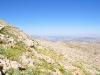 beim Aufstieg kann man die tolle Aussicht genießen