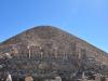 die Grabstätte auf dem Nemrut