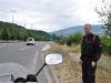 auf dem Weg nach Skopje
