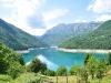 nahe dem Ort Pluzine in Montenegro