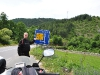 auf dem Weg nach Sarajevo in Bosnien und Herzegowina