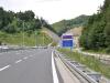 Überquerung der Grenze nach Slowenien