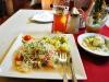 leckeres Abendbrot in Österreich ... scharf ohne Ende